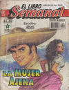 Cover for El Libro Semanal (Novedades, 1960 ? series) #2542