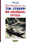 Cover for Die Abenteuer von Tim und Struppi (Carlsen Comics [DE], 1992 series) #5