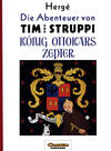 Cover for Die Abenteuer von Tim und Struppi (Carlsen Comics [DE], 1992 series) #7