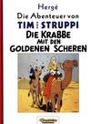 Cover for Die Abenteuer von Tim und Struppi (Carlsen Comics [DE], 1992 series) #8