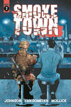 Cover for Smoketown (Scout Comics, 2017 series) #2