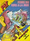 Cover for Le Nouveau Pif (Éditions Vaillant, 1982 series) #750