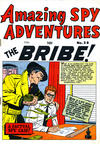 Cover for Amazing Spy Adventures (Bell Features, 1951 series) #28