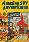 Cover for Amazing Spy Adventures (Bell Features, 1951 series) #29