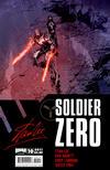Cover for Soldier Zero (Boom! Studios, 2010 series) #10 [Cover A]