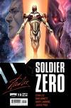 Cover for Soldier Zero (Boom! Studios, 2010 series) #12 [Cover A]