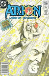 Cover Thumbnail for Arion, Lord of Atlantis (1982 series) #4 [Canadian]