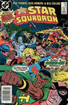 Cover for All-Star Squadron (DC, 1981 series) #39 [Canadian Newsstand]