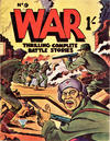 Cover for War (L. Miller & Son, 1961 series) #9