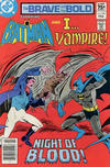 Cover for The Brave and the Bold (DC, 1955 series) #195 [Canadian]