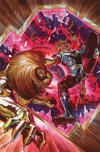 """Cover Thumbnail for Kirby: Genesis - Captain Victory (2011 series) #2 [""""Virgin Art"""" Retailer Incentive Cover by Alex Ross]"""