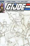 Cover Thumbnail for G.I. Joe: A Real American Hero (2010 series) #178 [Cover RI Larry Hama]