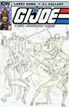 Cover Thumbnail for G.I. Joe: A Real American Hero (2010 series) #179 [Cover RI Larry Hama]