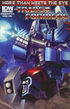 Cover for The Transformers: More Than Meets the Eye (IDW, 2012 series) #4 [Cover RI - Incentive Marcelo Matere Variant]