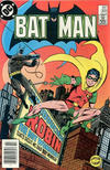 Cover Thumbnail for Batman (1940 series) #368 [Canadian]
