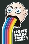 Cover for Home Made Comics (Home Made Comics; Ola Forssblad, 1990 series) #17