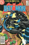 Cover Thumbnail for Batman (1940 series) #380 [Canadian Newsstand]