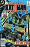 Cover for Batman (DC, 1940 series) #381 [Canadian]