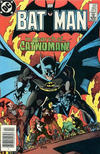 Cover Thumbnail for Batman (1940 series) #382 [Canadian Newsstand]