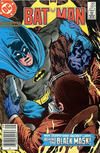 Cover Thumbnail for Batman (1940 series) #387 [Canadian Newsstand]