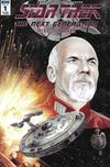 Cover for Star Trek: Mirror Broken (IDW, 2017 series) #1
