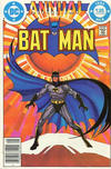 Cover Thumbnail for Batman Annual (1961 series) #8 [Canadian Newsstand]