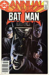 Cover Thumbnail for Batman Annual (1961 series) #9 [Canadian Newsstand]
