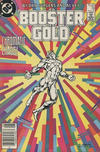 Cover Thumbnail for Booster Gold (1986 series) #19 [Canadian]