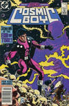 Cover Thumbnail for Cosmic Boy (1986 series) #4 [Canadian]