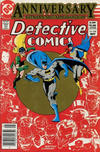 Cover Thumbnail for Detective Comics (1937 series) #526 [Canadian Newsstand]