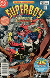 Cover for The New Adventures of Superboy (DC, 1980 series) #47 [Canadian]