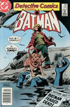 Cover Thumbnail for Detective Comics (1937 series) #545 [Canadian Newsstand]