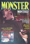Cover for Monster Monthly (Marvel UK, 1982 series) #5