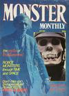 Cover for Monster Monthly (Marvel UK, 1982 series) #6