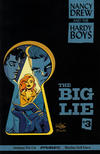 Cover for Nancy Drew and the Hardy Boys: The Big Lie (Dynamite Entertainment, 2017 series) #3 [Cover B Charretier]