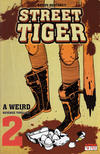 Cover for Street Tiger (Amigo, 2017 series) #2