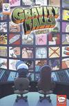 Cover for Gravity Falls Shorts Cinestory Comic (Joe Books, 2017 series) #1