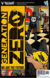 Cover for Generation Zero (Valiant Entertainment, 2016 series) #4 [Cover A - Stephen Mooney]