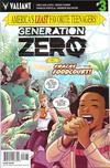 Cover for Generation Zero (Valiant Entertainment, 2016 series) #3 [Cover C - Derek Charm]