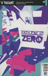 Cover for Generation Zero (Valiant Entertainment, 2016 series) #1 [Cover B - Tom Muller]