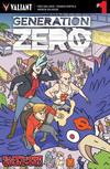 Cover for Generation Zero (Valiant Entertainment, 2016 series) #1 [Baltimore Comic Con Exclusive - Wook-Jin Clark]
