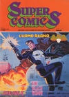 Cover for Super Comics (Max Bunker Press, 1990 series) #11