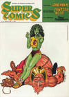 Cover for Super Comics (Max Bunker Press, 1990 series) #23