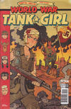 Cover for World War Tank Girl (Titan, 2017 series) #2 [Cover A]