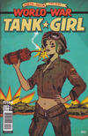 Cover for World War Tank Girl (Titan, 2017 series) #2 [Cover C]