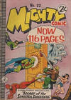 Cover for Mighty Comic (K. G. Murray, 1960 series) #22