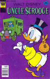 Cover Thumbnail for Uncle Scrooge (1963 series) #151 [Whitman]