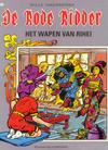 Cover for De Rode Ridder (Standaard Uitgeverij, 1959 series) #6 [kleur] - Het wapen van Rihei