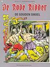 Cover for De Rode Ridder (Standaard Uitgeverij, 1959 series) #8 [kleur] - De gouden sikkel