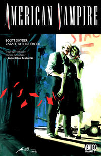 Cover Thumbnail for American Vampire (Panini Deutschland, 2010 series) #7